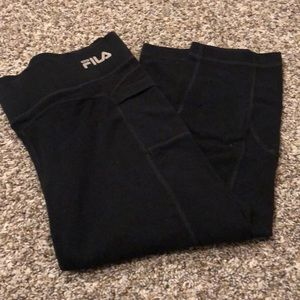 Great condition fila workout leggings